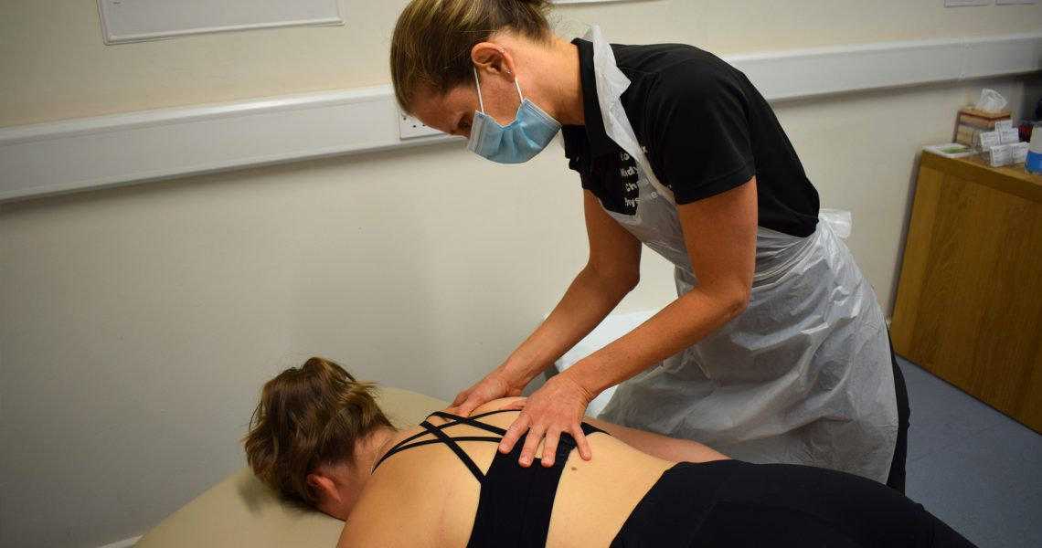 sports massage worcester