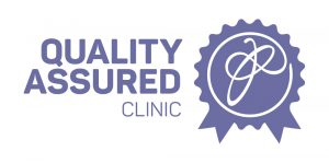 Quality Assured clinic Status by Physiofirst
